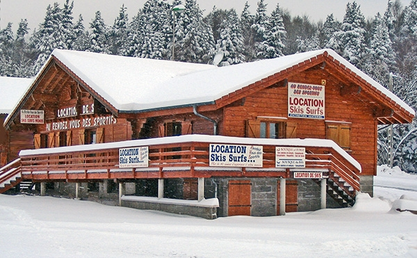 Location de ski Chalmazel